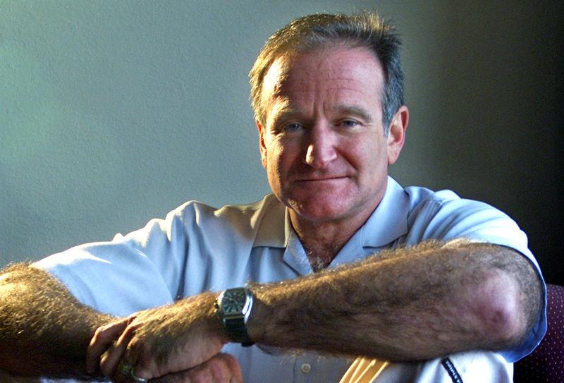 ¿Cuál de las siguientes afirmaciones sobre Robin Williams es falsa?