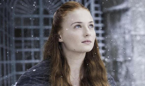 ¿Quién le dijo a Sansa Sark