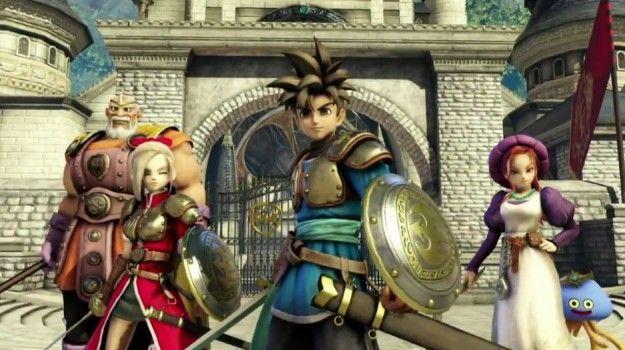 Y ahora le toca a Dragon Quest. ¿Qué opinas?