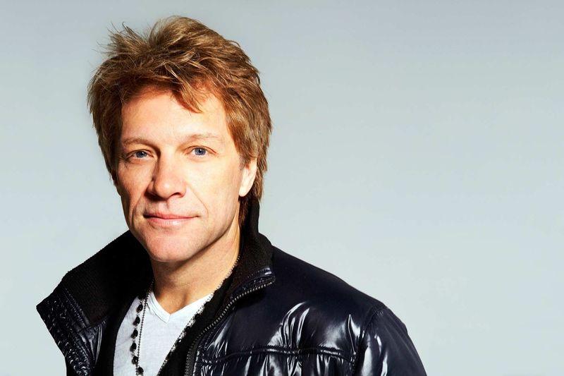 ¿Cuál es el verdadero nombre y apellidos de Jon Bon Jovi?