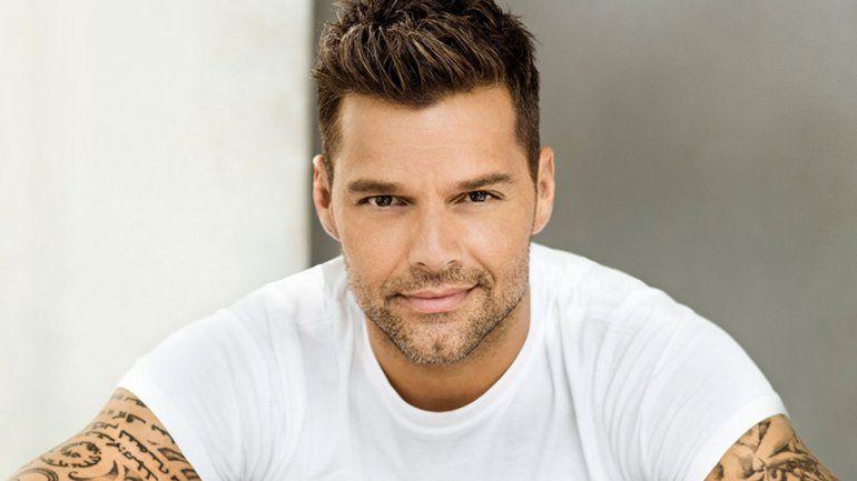 ¿Cuál es el verdadero nombre y apellidos de Ricky Martin?