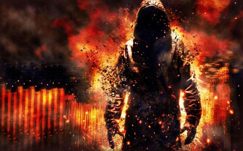 Tendrás el poder del fuego, pero tu cuerpo se rodeará de llamas en un instante una vez al día, arrasando con todo en 1m de radio