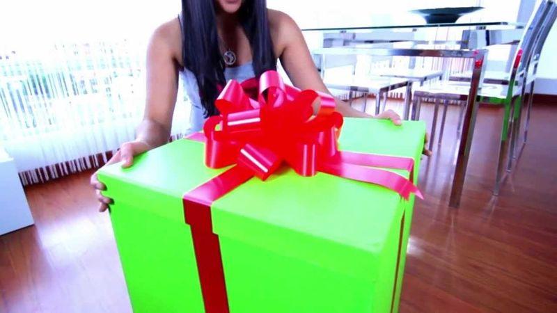 Te dan un regalo, ¿qué esperas que sea?