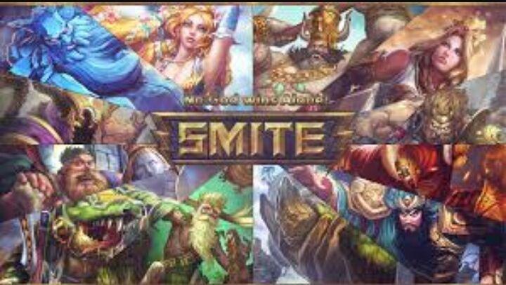 22124 - Dioses de Smite 2