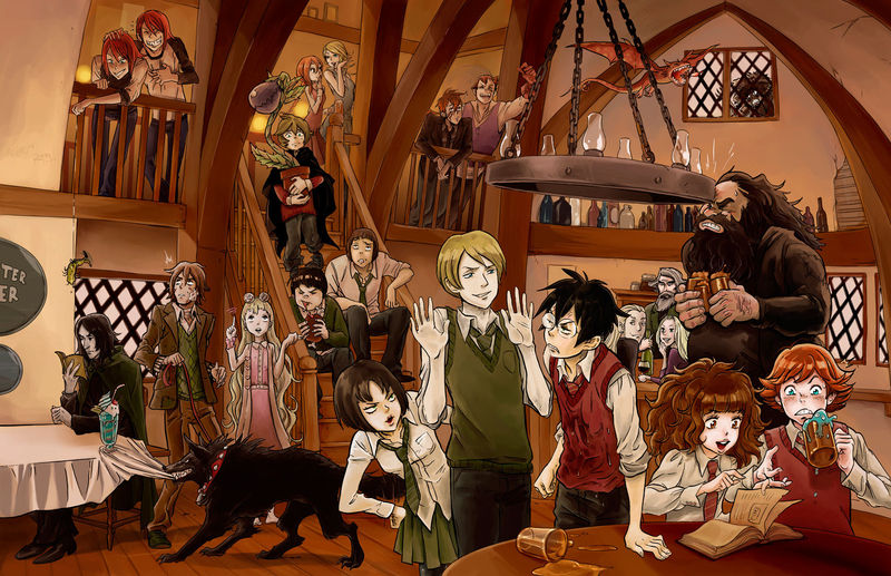 22135 - Test definitivo versión Harry Potter (Dificil)