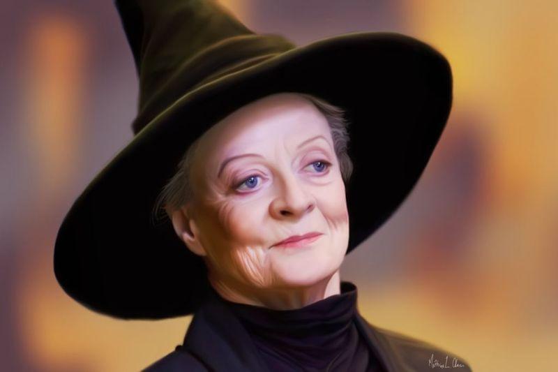 ¿Cúal era la posición de Minerva McGonagall cuando jugaba a Quidditch?