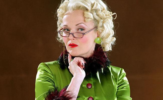 ¿En qué se transforma Rita Skeeter