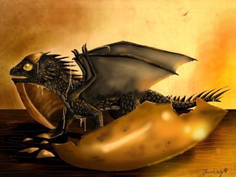 ¿Cúal es el nombre del dragón de Hagrid