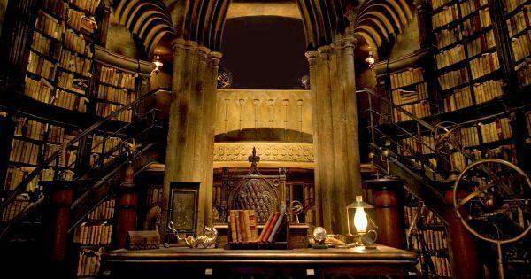 ¿Cuál es la última contraseña del despacho de Dumbledore?
