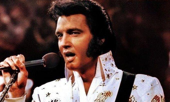 ¿Qué edad tendría actualmente Elvis Presley?