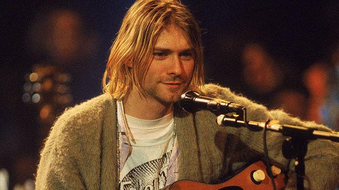 ¿Qué edad tendría actualmente Kurt Cobain?