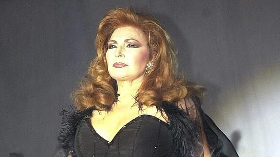 ¿Qué edad tendría actualmente Rocío Jurado?