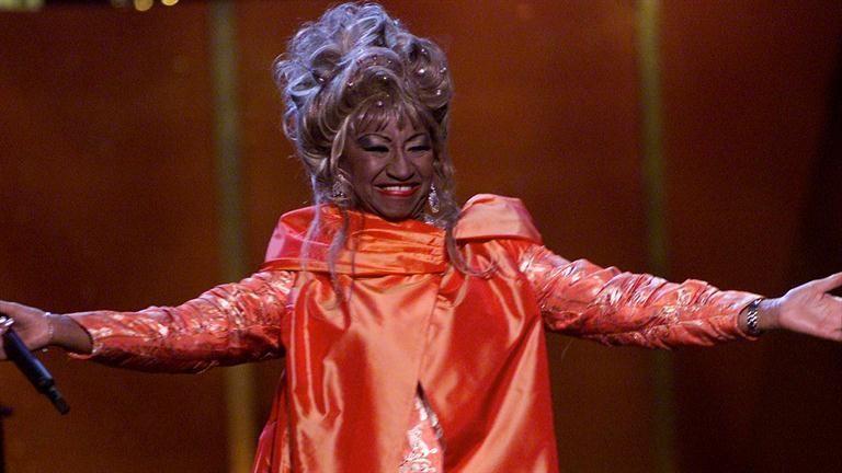 ¿Qué edad tendría actualmente Celia Cruz?