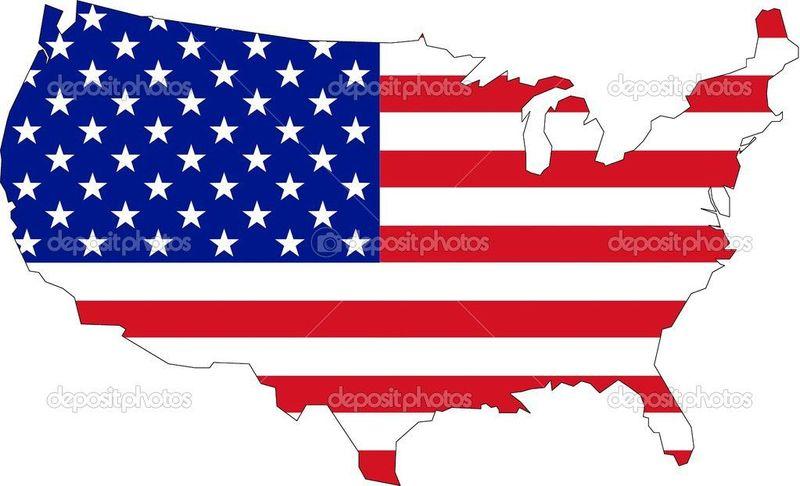 ¿En qué lugar está USA?