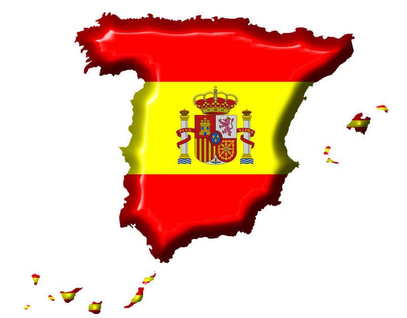 ¿En qué lugar está España?