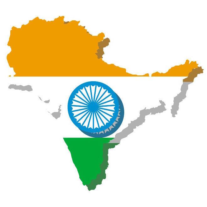 ¿En qué lugar está India?