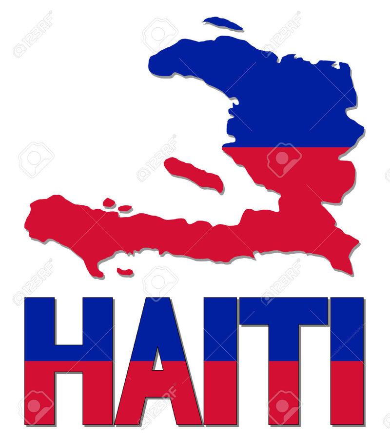 ¿En qué lugar está Haití?