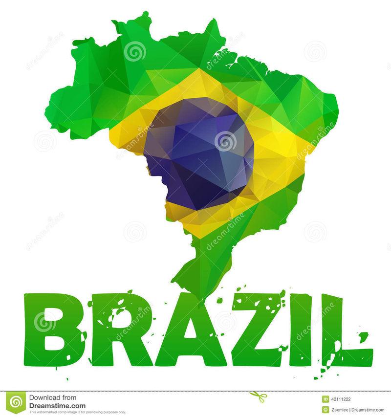¿En qué lugar está Brasil?