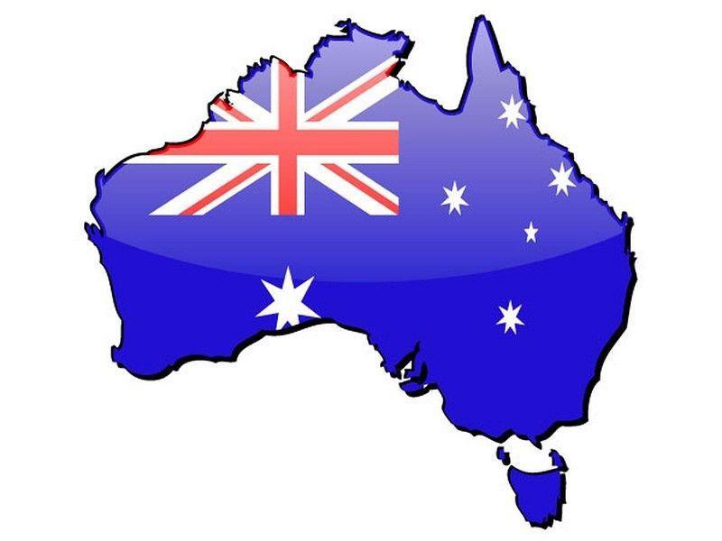 ¿En qué lugar está Australia?