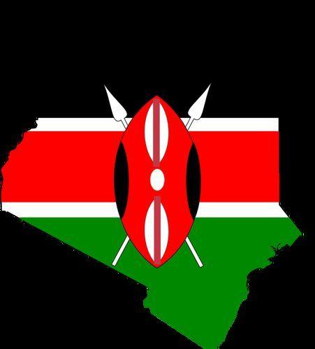 ¿En qué lugar está Kenia?