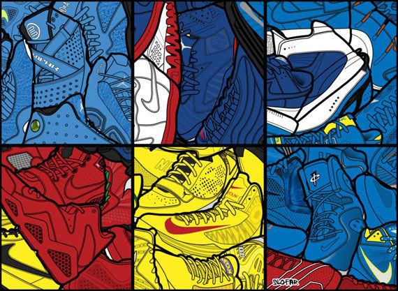 22222 - ¿Cuántas zapatillas/sneakers conoces? (Medio/Difícil)