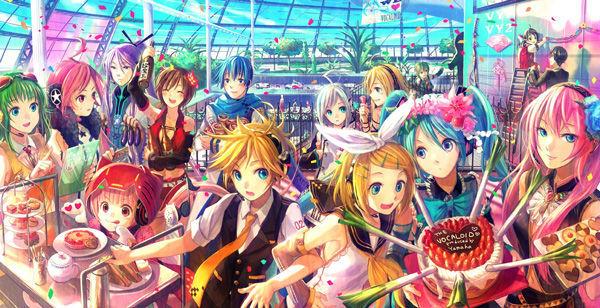 22251 - ¿Podras reconocer perfectamente estas canciones de Vocaloid?
