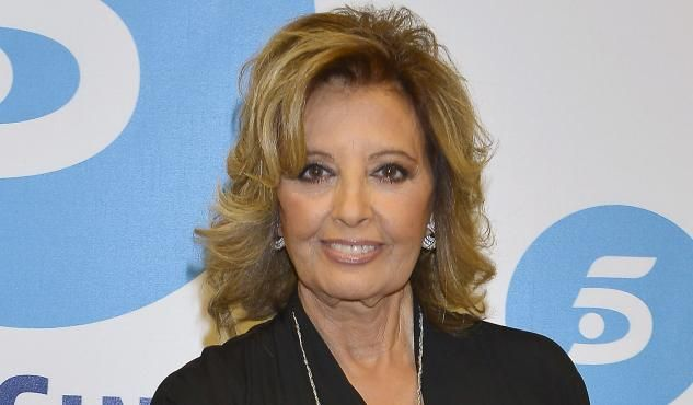 ¿Nació en España la presentadora de tv María Teresa Campos?