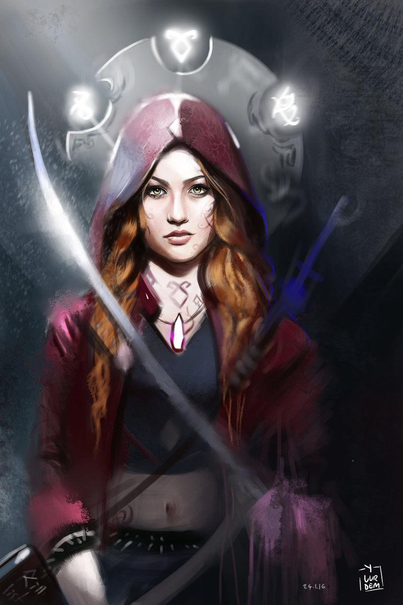 El nombre completo de Clary es ...