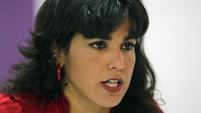 Teresa Rodríguez (Unidos Podemos)