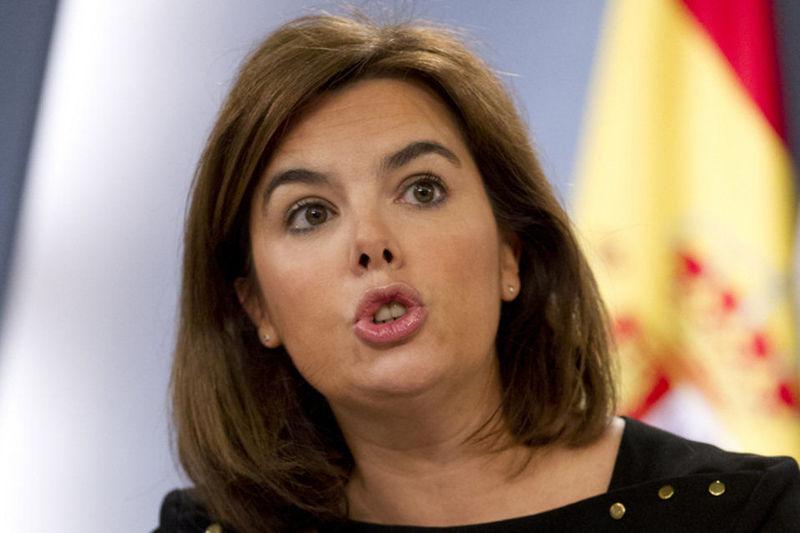 Soraya Saénz de Santamaría (PP)