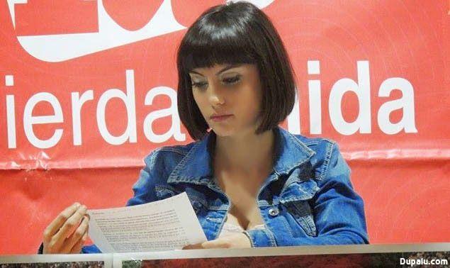 Eva Aizpurúa (Izquierda Unida)