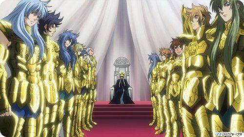 Los caballeros del Zodiaco: