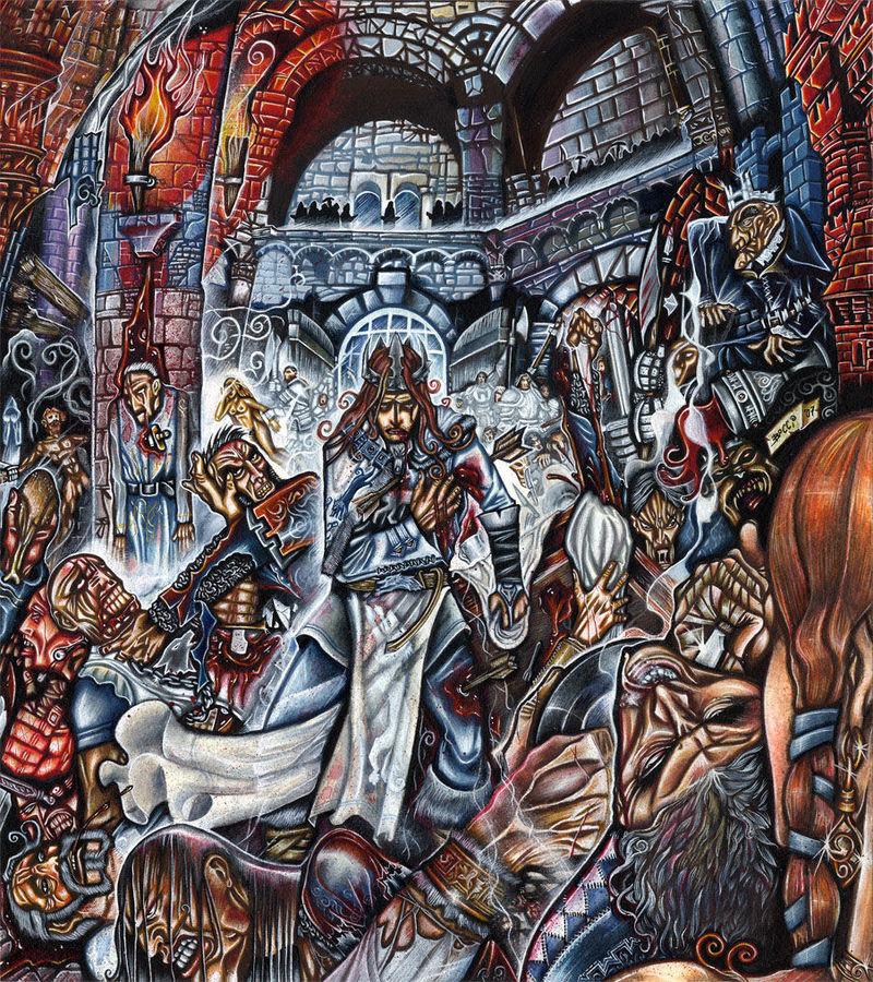 ¿Por cuál motivo Robb Stark y sus tropas fueron traicionados en la boda Roja?