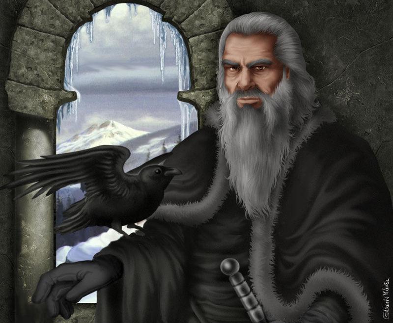 ¿Dónde tiene lugar el motín de la Guardia de la Noche? , en el cual muere Jeor Mormont, el ex-lord comandante de la Guardia