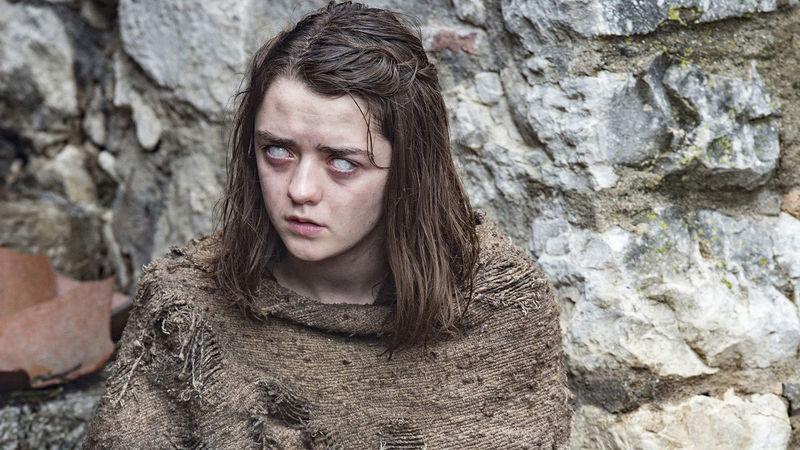 ¿Por cuál motivo Arya se volvió ciega?