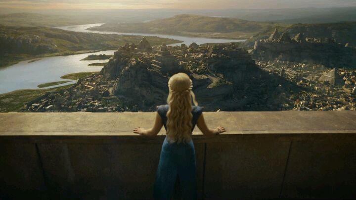 ¿Cómo se llama el hombre con el que se casa Daenerys en Meereen?