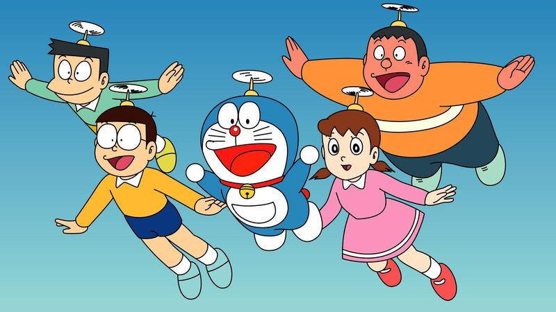 Doraemon :