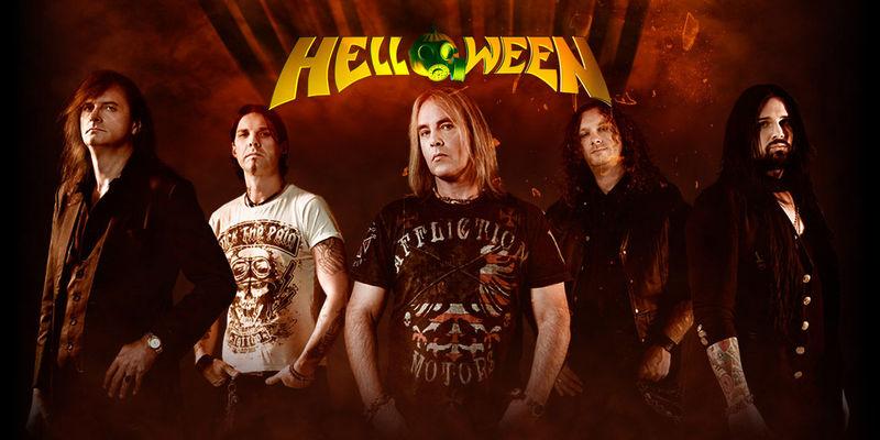 ¿Quiénes son los miembros actuales de Helloween?