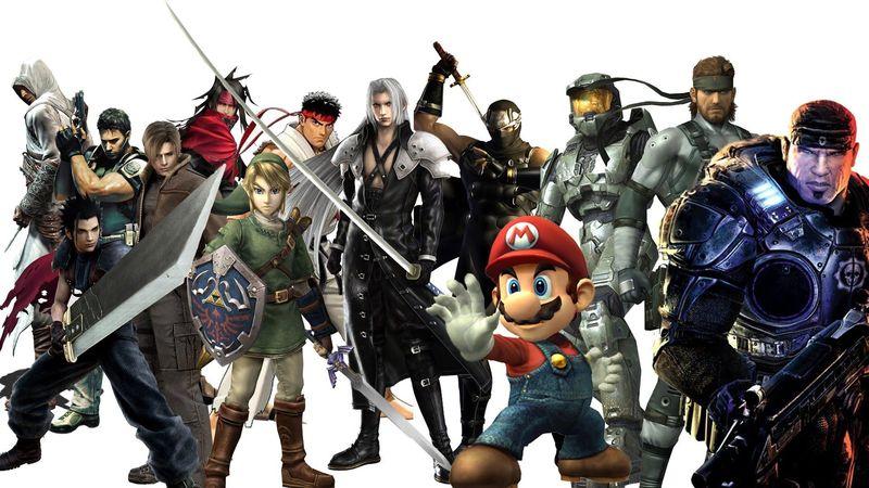 21205 - Relaciona cada videojuego con su autor