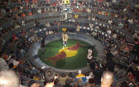 ¿Por qué Zatú faltó a la final Internacional de RBBDLG del 2005?