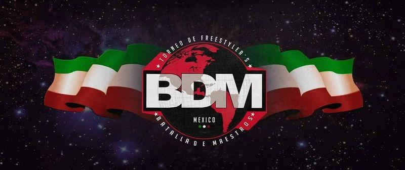 ¿Quién de estos Mc es campeón de la BDM Classic en Mexico?