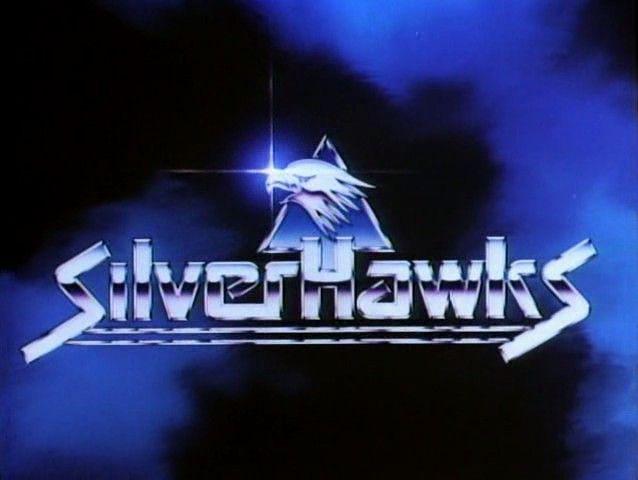 ...Cruzan por el cielo para el cosmos conquistar, silver hawks (______)... las galaxias son su meta