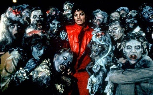 22321 - ¿Sabrías relacionar el álbum de Michael Jackson con su año de publicación?