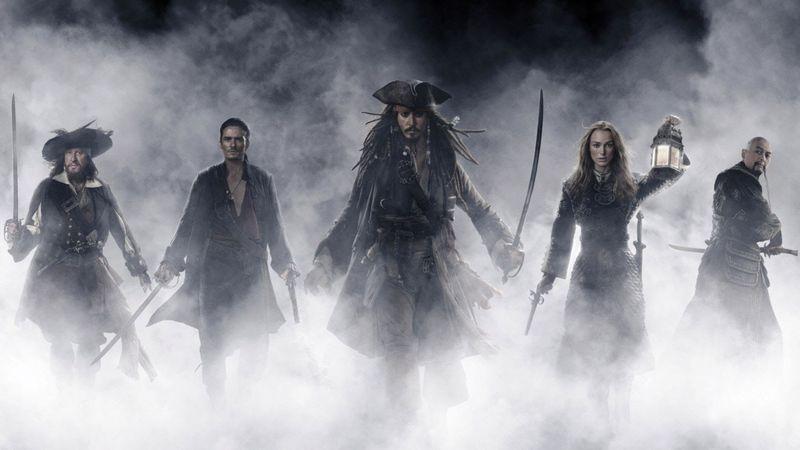 ¿Qué película de Piratas del Caribe es mejor?