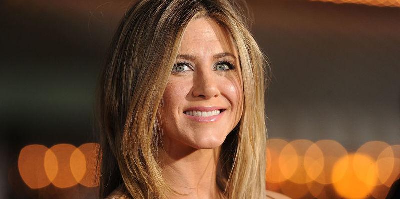 ¿Tiene 50 o más de 50 años la actriz Jennifer Aniston?