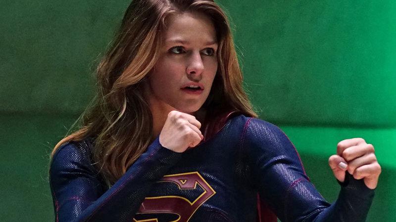 Una fácil... Nombre de la actriz Supergirl