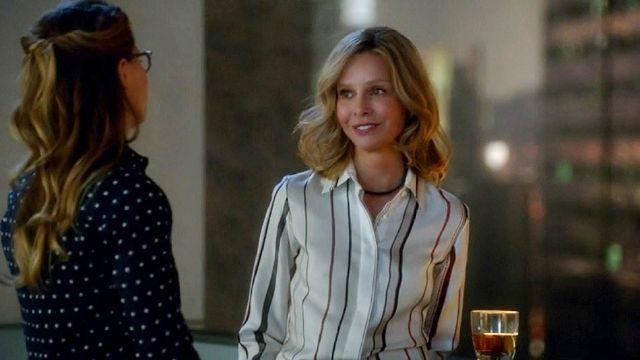 ¿En qué capítulo Cat Grant le dice a Kara que sabe que es Supergirl?