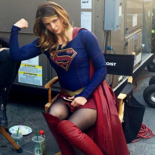 ¿Cuál es la cadena original de Supergirl?