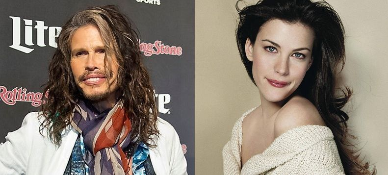¿Qué parentesco hay entre Steven Tyler y Liv Tyler?