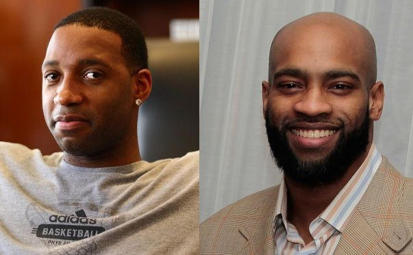 ¿Qué parentesco hay entre Tracy McGrady y Vince Carter?